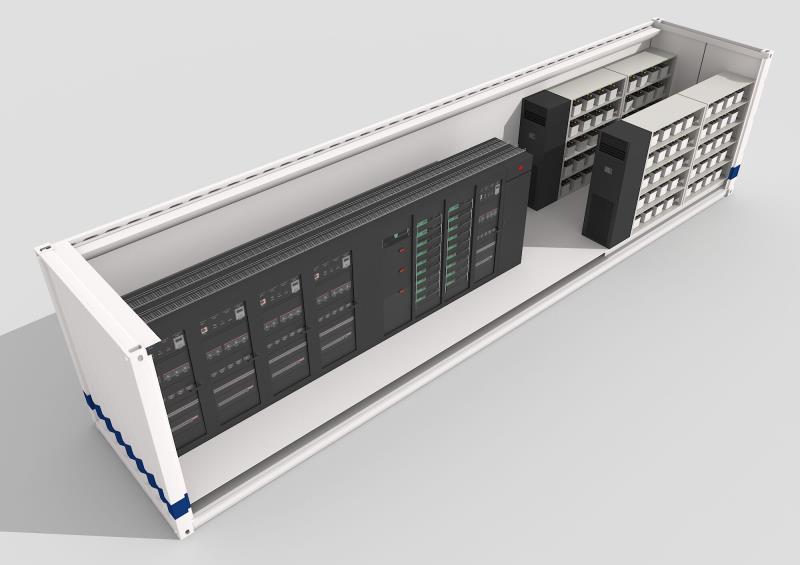 集裝箱數據中心